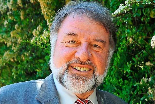 Evangelische Hochschule Freiburg trauert um Joachim Walter