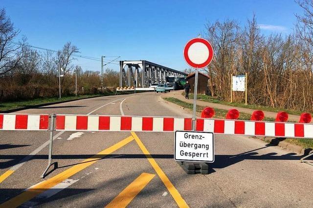 Wie Französinnen, die in Neuenburg arbeiten, die geschlossene Grenze erleben