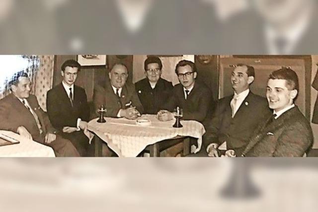 Seit sechs Jahrzehnten aktiv im Schachvorstand