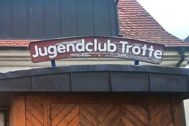 Der Sulzer Jugendclub Trotte muss wieder kämpfen