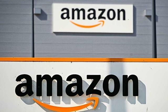 Versandhändler Amazon richtet Außenlager in Wyhl ein