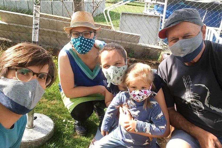 Lahr und seine Masken (Foto: Privat)