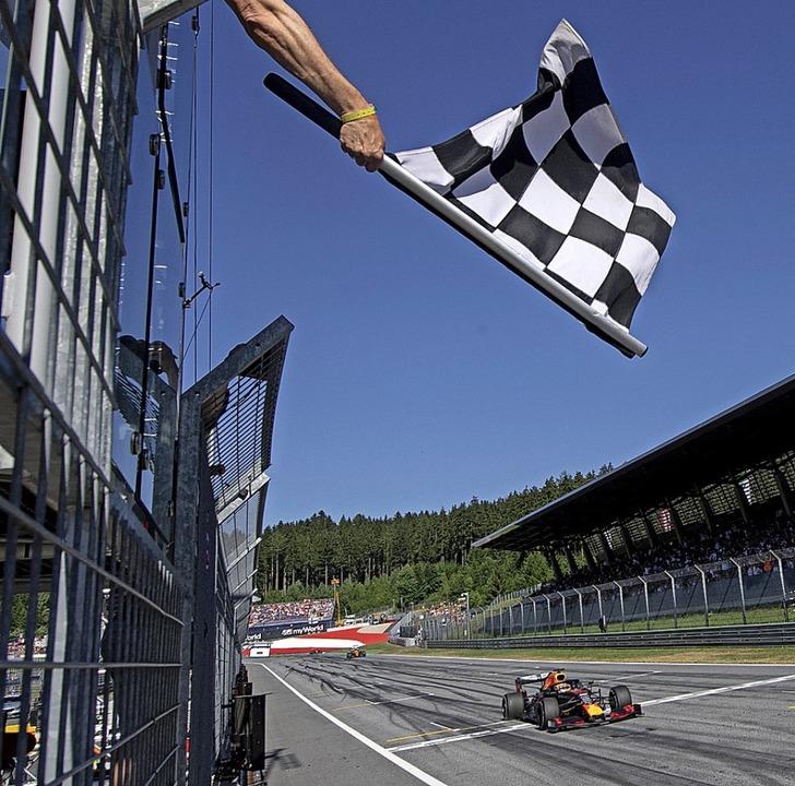 Im österreichischen Spielberg könnte die Saison in der Formel1 beginnen.    Foto: Christian Bruna (dpa)