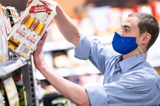 Kaum Verstöße gegen Maskenpflicht