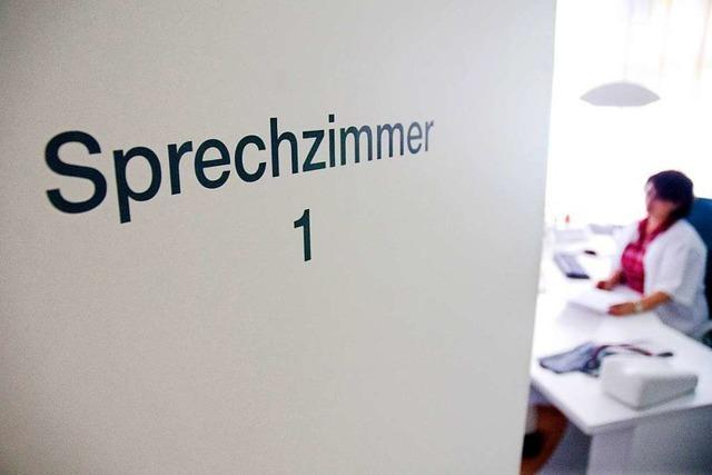 In Heidelberg und Freiburg ist die Ärzteversorgung am besten