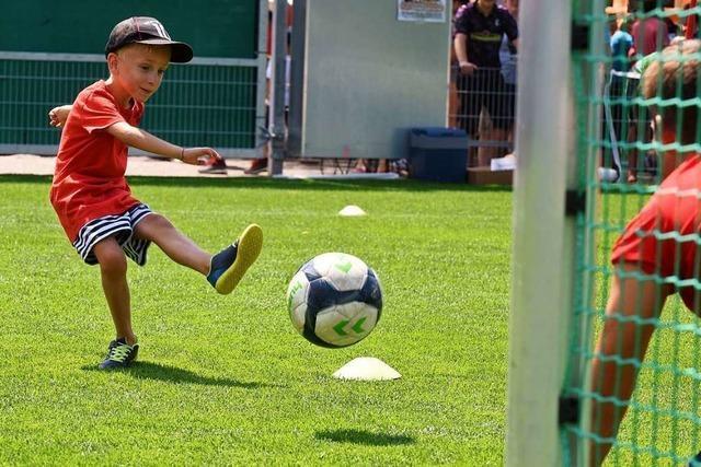 Kinder sollen wieder trainieren können – Rheinfelderin schreibt Ministerium