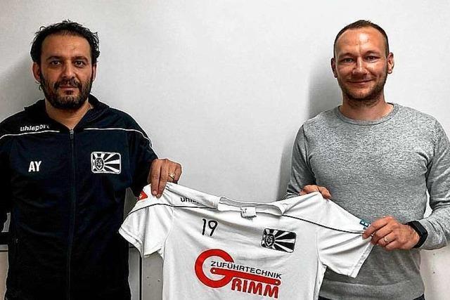 Marijan Tucakovic wird neuer Trainer des FC 08 Villingen II