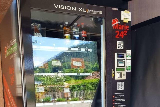 Der Automatenverkauf im Lahrer Umland boomt