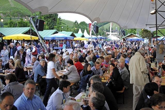 Die Durbacher Weinprinzessin bleibt erstmals zwei Jahre im Amt