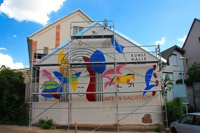 Galerist möchte eine Open-Air-Versteigerung starten