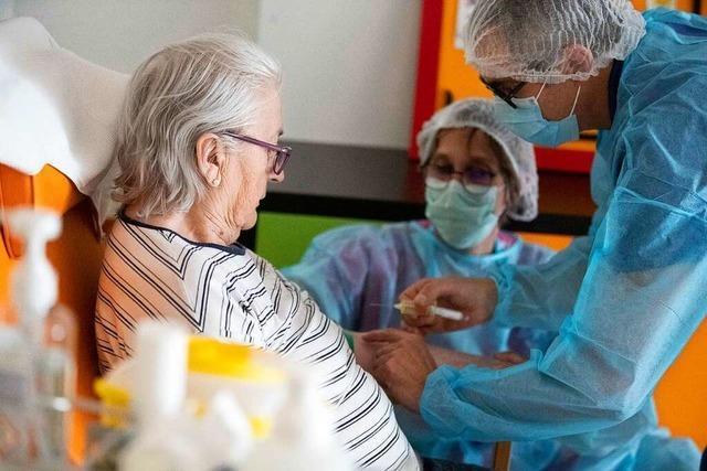 Vier Todesfälle und 20 Covid-19 Infizierte im Kanderner Pflegeheim