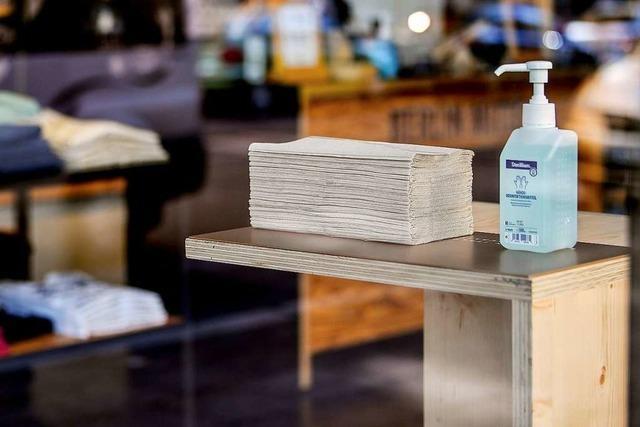 Wozu ist ein Desinfektionsmittel gut?