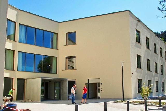 Neubau der Friedrich-Husemann-Klinik in Buchenbach ist bezugsfertig