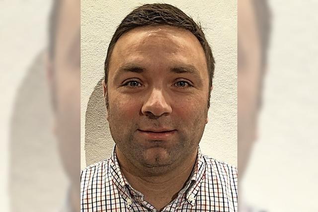 Christian Burkhard wird neuer Hauptamtsleiter