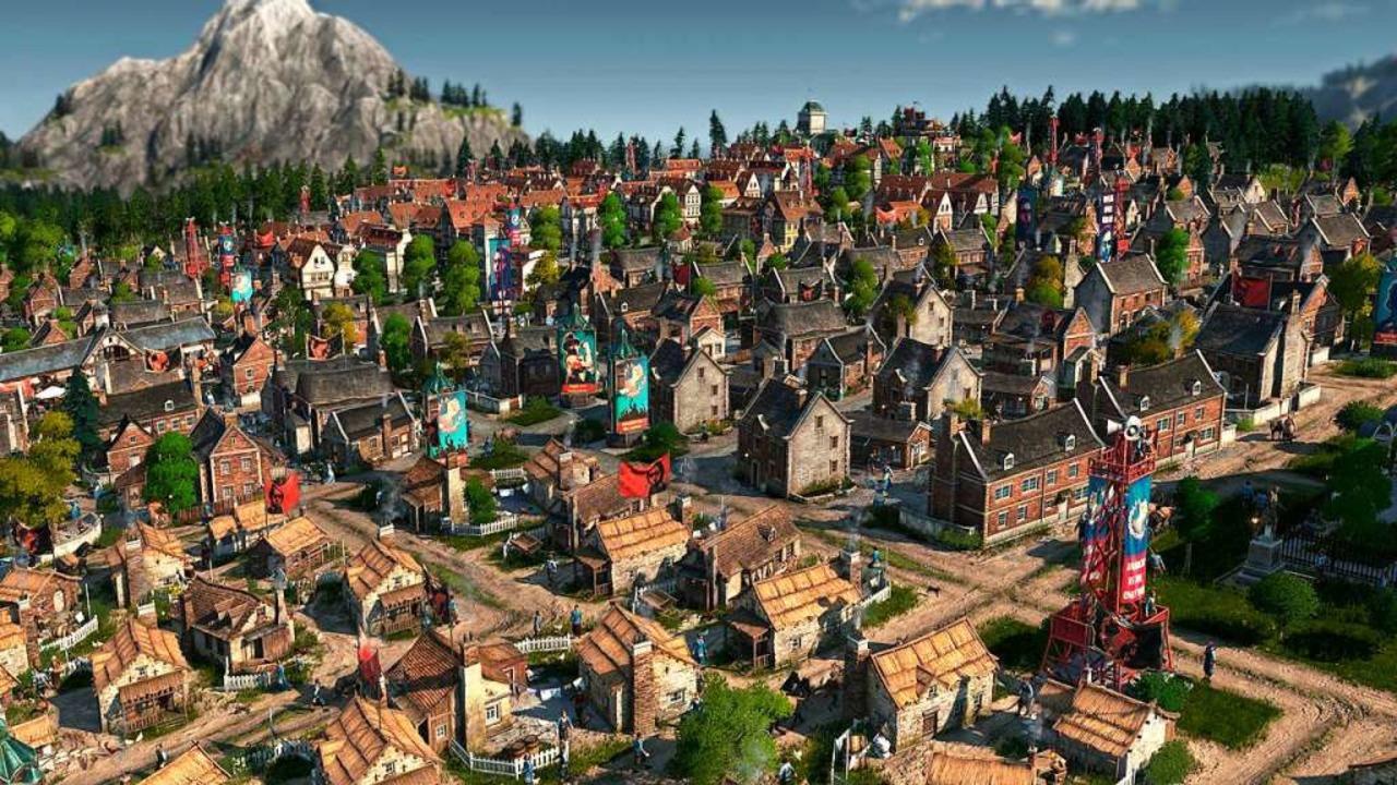 Die Spieleschmiede Ubisoft gewinnt mit...chon zwei der Vorgänger aus der Reihe.  | Foto: Ubisoft