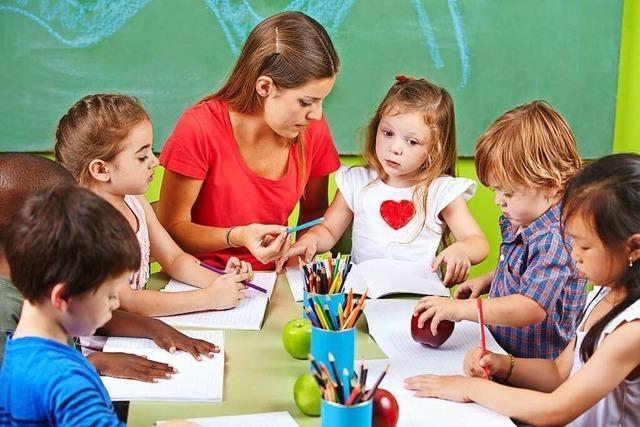 Corona-Krise erschwert Suche nach Praxisplätzen für Kinderpflegerinnen