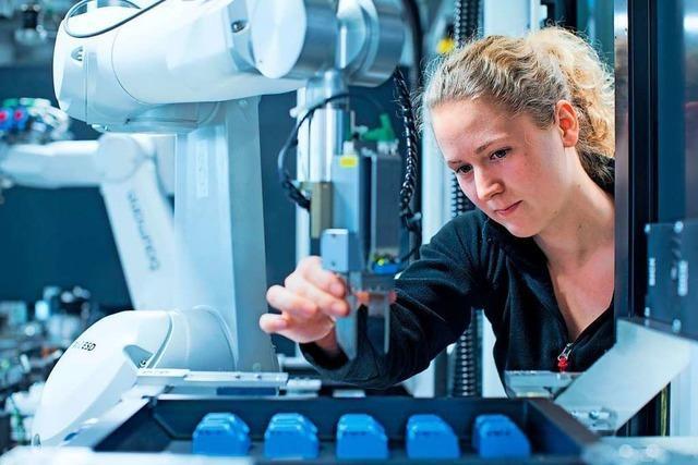 Produktion bei Sick ist trotz der Corona-Krise ausgelastet
