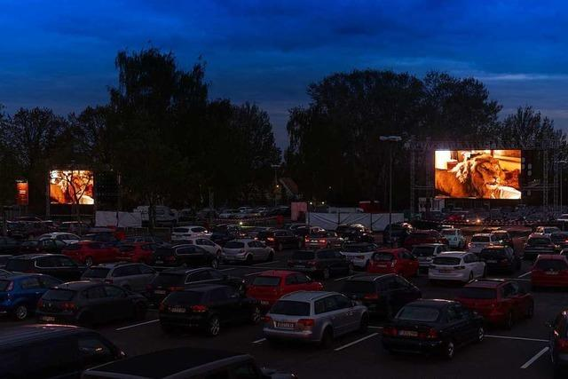 Autokino auf dem Batzenberg um eine Woche verschoben