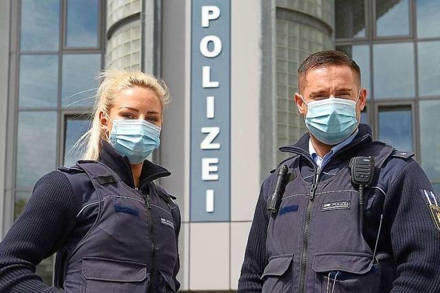 Wie die Corona-Pandemie die Arbeit der Polizei verändert