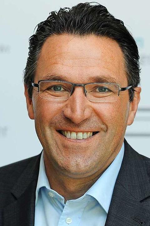 Stephan Ludwig ist Leiter des Instituts für Molekulare Virologie in Münster.  | Foto: Peter Grewer (WWU)