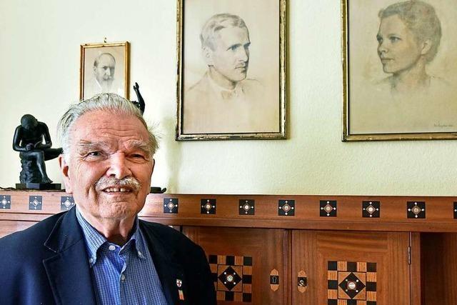 81-Jähriger funktioniert Wohnung seiner Mutter zu Heimatmuseum um