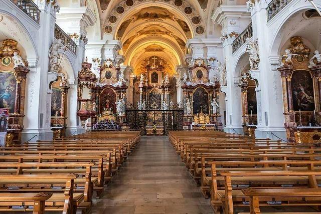 In Baden-Württemberg sind öffentliche Gottesdienste ab 4. Mai wieder möglich