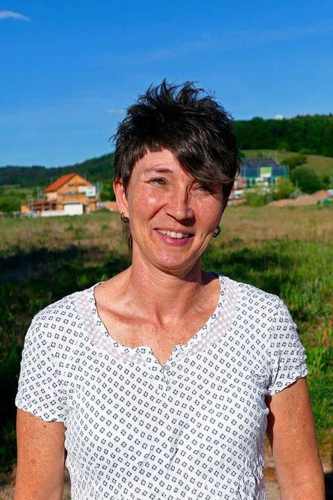 Susanne Dorer vom DGB-Ortsverband Wald...reinten Dienstleistungsgewerkschaften.  | Foto: Sylvia Sredniawa