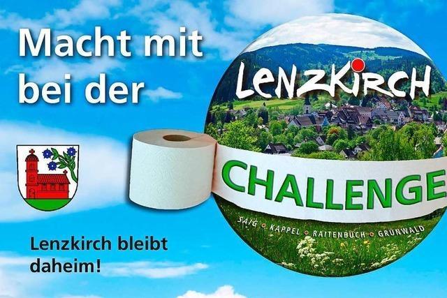Lenzkirch startet eine Video Challenge fürs Gemeinschaftsgefühl