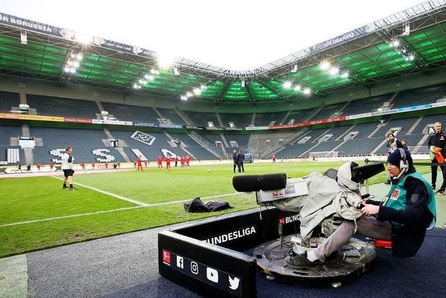 Bis zur Spielfreigabe übt sich die Bundesliga in Bescheidenheit