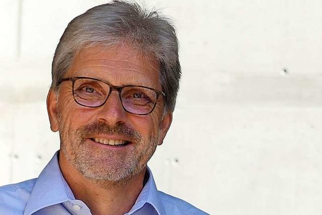 Schallstadts Bürgermeister Jörg Czybulka verabschiedet sich nach 16 Jahren