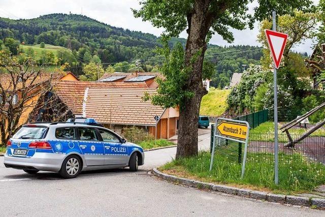 Nach Tötungsdelikt im Bergdorf: Polizei nimmt mutmaßlichen Täter fest