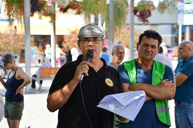 In Rheinfelden wird am 1. Mai trotz Corona demonstriert