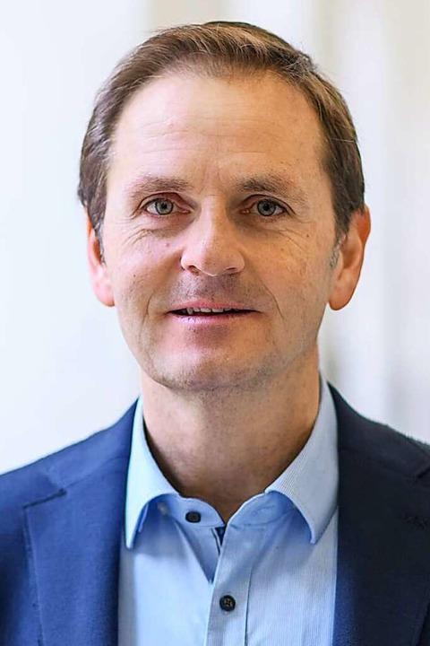 Oliver Dickhäuser ist Professor für Pä...ychologie an der Universität Mannheim.    Foto: Anna Logue (dpa)