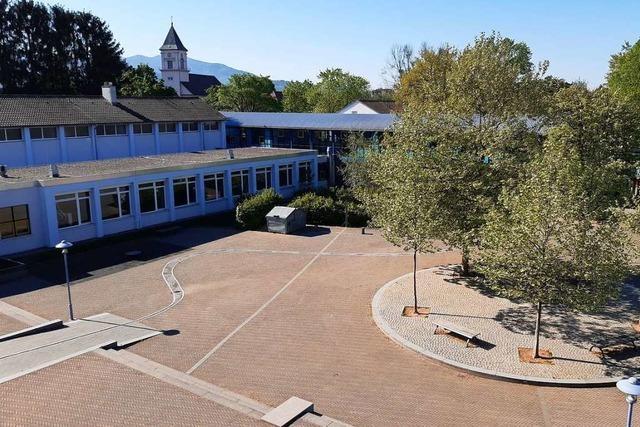 Viele, teure Schäden an der Johanniterschule Heitersheim entstanden