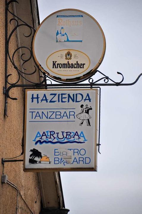 Die Hazienda-Gebäude verfallen  zusehends.  | Foto: Rainer Ruther