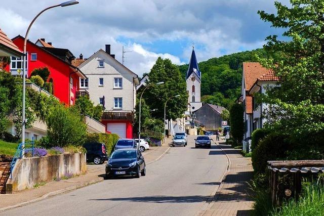 Raser und Parkprobleme: Die Riehenstraße in Inzlingen bleibt ein Dauerthema
