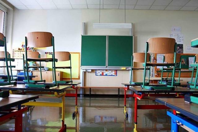 Der Schulalltag wird jetzt erst einmal ganz anders