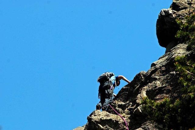 Oberrieds Bürgermeister fürchtet, Kletterer könnten verheerenden Waldbrand auslösen