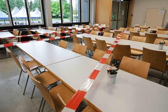 Schulen in Lahr und dem Umland bereiten sich auf die Öffnung vor