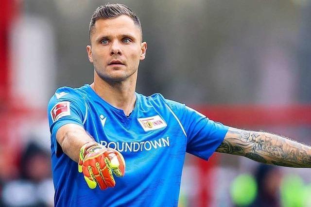 Ex-SC-Keeper Rafal Gikiewicz verlässt Union Berlin