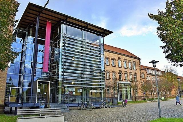 Stadtbibliothek öffnet am 5. Mai