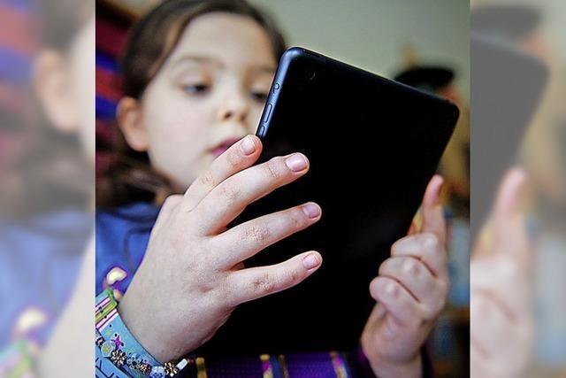 Digitale Angebote für die Kleinsten