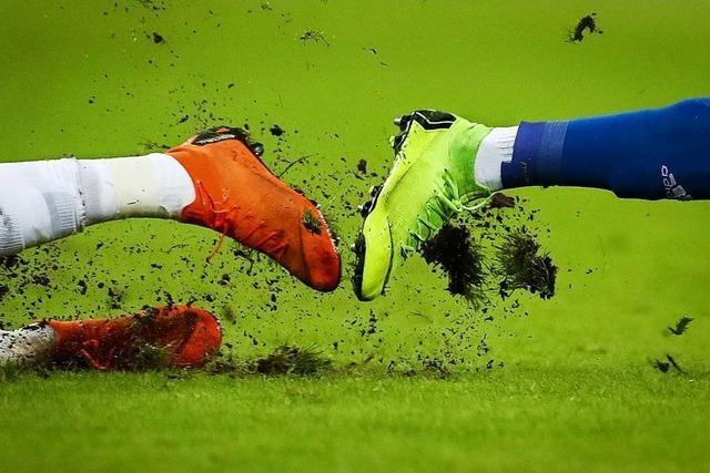Der deutsche Fußball bereitet sich aufs Comeback vor
