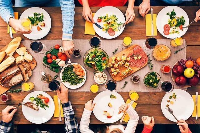 Warum gemeinsames Essen so wichtig für Kinder ist