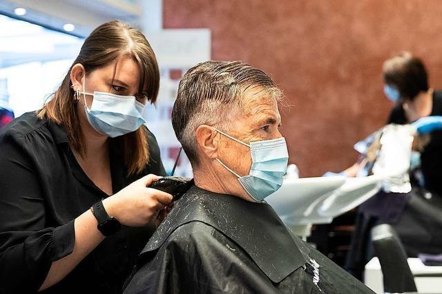 Friseure im Land bereiten sich auf Wiedereröffnung vor