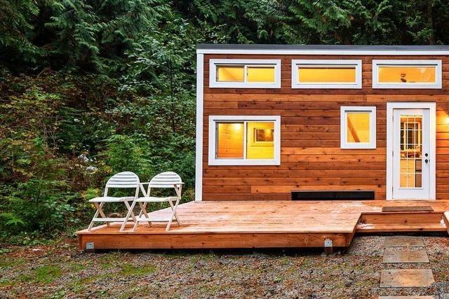 Ein Dorf mit Tiny-Häusern soll den Tourismus in Löffingen stärken
