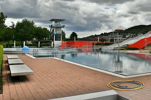 Schwimmbädern im Kreis Lörrach steht ein Verlustgeschäft bevor
