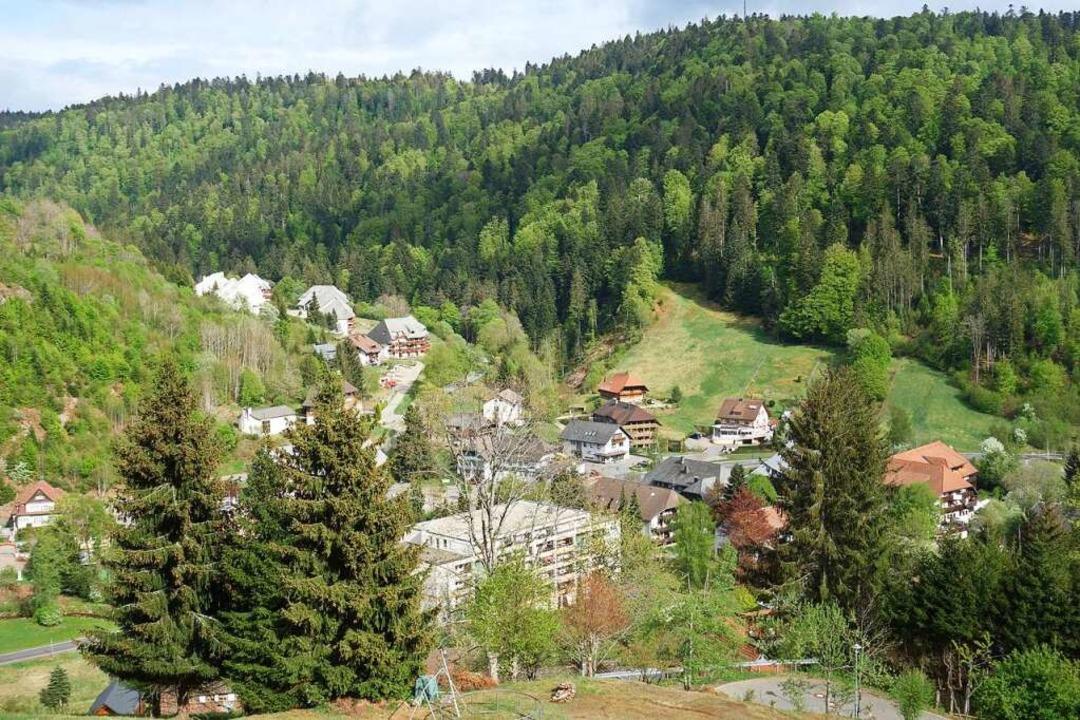 Die Gemeinde Todtmoos liegt im Südschw...hen Kurort leben knapp 2000 Einwohner.  | Foto: Florian Kech
