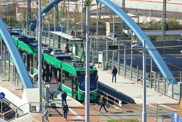 Tram 8: Über 80 Prozent weniger Fahrgäste