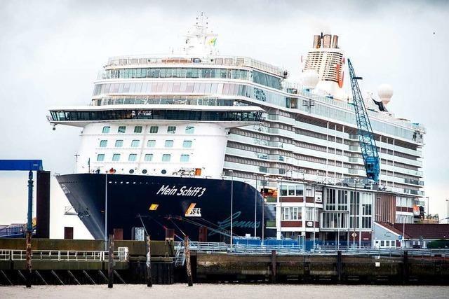 Nach Corona-Fall auf Tui-Kreuzfahrtschiff weitere Tests negativ